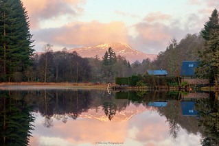 Sunrise, Loch Ard (Thanks for all the Likes & Comments)