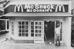 McDonalds McSnack Limited Menu Restaurant La Jolla, Ca Press Photo 1984 (Phillip Pessar) Tags: restaurant photo ebay mcdonalds 1984 press purchase mcsnack mcdonaldsmcsnacklimitedmenurestaurantlajolla capressphoto1984