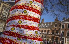 Utrecht University 380 years (JoCo Knoop) Tags: utrecht drift janskerkhof
