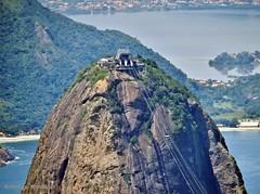 Po de Acar - Rio de Janeiro (Antonio Marin Jr) Tags: travel riodejaneiro podeacar turismo montanha viajem bondinho podeacarriodejaneiro antoniomarinjr