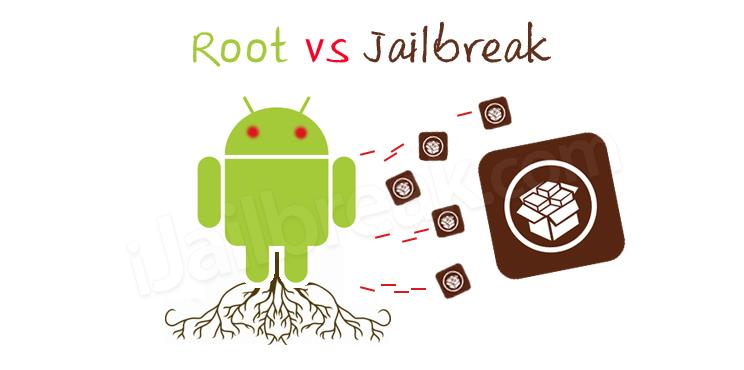 យល់ដឹងអំពី ភាពខុសគ្នារវាងការ Jailbreak និង ការ Root ស្មាតហ្វូន