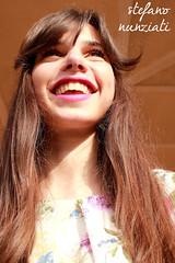 C#01 (Stefanunzio) Tags: flowers italy woman primavera girl grass donna spring italia c olive erba tuscany fiori toscana prato ragazza olivo poggioacaiano bonistallo