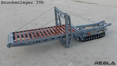 Brckenleger IVb (Rebla) Tags: world 2 scale war tank german layer 135 brigde ivb brckenleger rebla