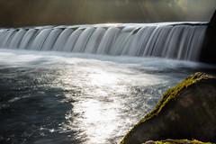 Morgenlicht an der Emme (Role Bigler) Tags: nature water river schweiz switzerland wasser suisse natur fluss switz gegenlicht emmental emme intothelight manfrottotripod ef2470l28 canoneos5dsr