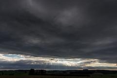 HDR Sainte-Marie (peterfatson) Tags: sky panorama cloud clouds pentax ciel nuage nuages hdr wr k3 1685