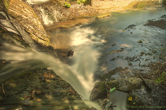 Waterfall (84billy) Tags: nature water rio waterfall natura nd di acqua fratta cascate cascata corchiano forre