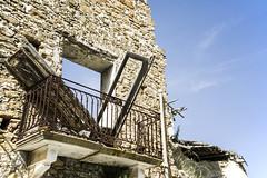 Poggioreale 2 (VincenzoGuasta) Tags: town earthquake ruins ghost fantasma rubble citt rovine terremoto poggioreale