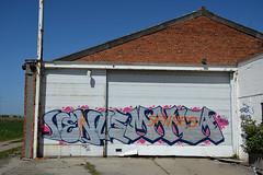 graffiti doel (wojofoto) Tags: abandoned graffiti venus village belgium belgie manta dorp doel wolfgangjosten wojofoto