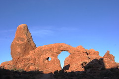Turret Arch (Jay Costello) Tags: red orange utah ut arch arches moab archesnationalpark turret turretarch
