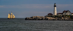 Portland Head Light, Maine (leroygp) Tags: light lighthouse portland head maine
