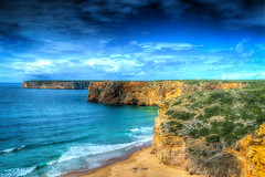South Western European Lands End (martintimmann) Tags: ocean sea seascape beach portugal water strand coast rocks meer landsend landschaft lanscape kste felsen atlantik ozean