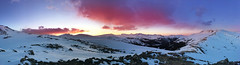 Loveland Pass Up High - iPhone 6S (rcollins42) Tags: sunset sky panorama color apple nature clouds outdoors colorado shot outdoor wide campaign lovelandpass nofilter iphone panorami naturemountains 6s worldgallery shotoniphone iphone6s