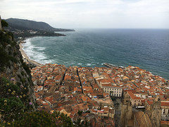 Cefal from the top (ghjiro) Tags: italie sicilia cefal