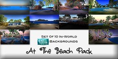 KaTink - At The Beach Pack (Marit (Owner of KaTink)) Tags: photography sl secondlife 60l my60lsecretsale annemaritjarvinen 60lsales 60lsalesinnc
