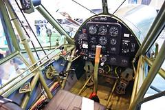 AERO 2016 (Neuwieser) Tags: show expo general aviation fair fi messe trade aero 156 storch friedrichshafen luftfahrt 2016 criquet saulnier allgemeine fieseler morane ms506 ms506l