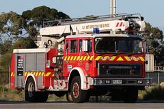 SAMFS Fleet 128 (adelaidefire) Tags: fire south australian company international service sa metropolitan harvester acco ih mfs 128 samfs skyjet 2250d