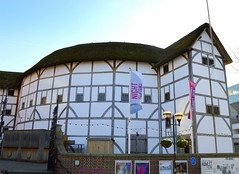 Shakespeare's Globe (Tony Worrall Foto) Tags: county old city uk greatbritain england building london english architecture globe stream theater tour play open place stage south country capital shakespeare visit location tourist southbank southern round area plays southeast build update act attraction bankside relic visited rebuilt shakespearesglobe