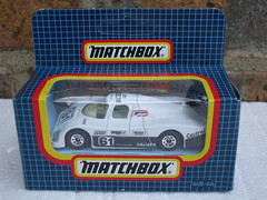 Vintage Matchbox MB46 Sauber Group C Race Car Boxed 1980's Retro Toy (beetle2001cybergreen) Tags: car race vintage toy c group retro sauber boxed 1980s matchbox diecast groupc mb46