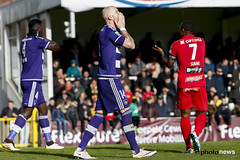 10580924-104 (rscanderlecht) Tags: sports sport foot football belgium soccer playoffs oostende roeselare ostend voetbal anderlecht playoff rsca mauves proleague rscanderlecht kvo schiervelde jupilerproleague