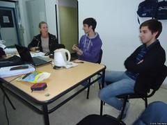 Paola entrenando a Ramiro (FelixOlav) Tags: en de manos lavado 2da 4to capacitacin 200416 es6