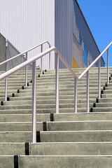 So Many Stairs (JINfotografo) Tags: sanfrancisco city urban nikon cityscape sigma sanfranciscobayarea soma yerbabuenagardens mosconecenter southofmarket d7000