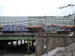 Stalk , Force (Select1200) Tags: railroad chicago graffiti trains freights fr8 benching