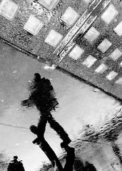 Reflect (akarakoc) Tags: blackandwhite white black streetphotography iphone iphoneography