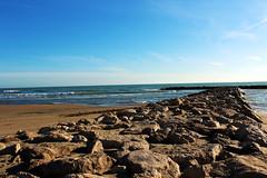Verso l'infinito (Ellison ds) Tags: sea mare infinity libert scogli