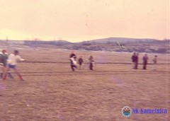 NK Kamešnica kroz povijest
