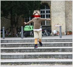 natural elegance (PIKTORIO) Tags: street boy berlin kreuzberg germany spring high jumping air steps float acrobatic gravitation dcollage redbarface