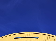 . (SA_Steve) Tags: blue yellow azul minimal amarillo minimalism minimalist
