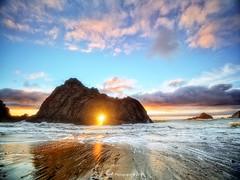 Keyhole Rock (Nam Ing) Tags: bigsur pfeifferbeach keyholerock