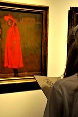 (Guido Giachetti) Tags: uk red england london museum painting tate britain dal musei copia museo museums rosso copy vero londra dipinti