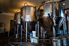 Pigskin Brewery (Ethan Hellstrom) Tags: columbus ohio beer brewing underground craft brewery oh local pigskin gahanna