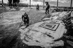 jeux verglacs #2 (Patrice Dx) Tags: streetart streetphotography jeux