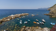 Riomaggiore -Cinque Terre (truszko) Tags: italy landscape europe liguria it cinqueterre riomaggiore