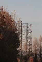 Zona Gasometri Roma (lucacarloni) Tags: gasometro