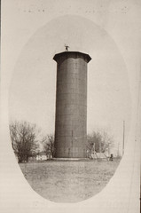 Old Stack Pipe Water Tower
