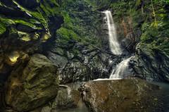 God is in the details (mats.fjellner) Tags: water agua nikon rocks colombia waterfalls hdr rocas lavega cascada cascadas cundinamarca photomatix d7000 elchupal