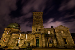 01/52: Sydney Observatory and Intergalactic Clouds (drivingback) Tags: longexposure beautiful forsale nightscape sydney prints sydneyobservatory 52weeks sigma1020f456 pentaxk30 urabanscape beautifulprintsforsale