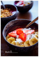P9141898 (MsChiffon) Tags: travel bali fruits dessert fun healthy strawberries bananas healthyfood travelphotography baliphotos nalubowls