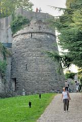Bergamo. San Vigilio (vs1k. 1 000 000 visits, Thanks so much !) Tags: family italy italia bergamo lombardia lombardy sanvigilio lidiya