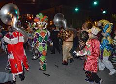 Walking Away (BKHagar *Kim*) Tags: street glitter shiny colorful band parade marching napoleon mardigras sequins krewedetat prytania detat bkhagar