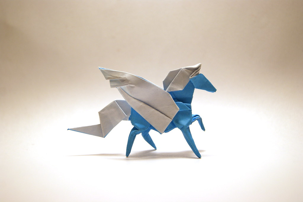 the worlds best photos of origami and pegasus flickr
