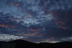 Day 33, Evening sky, Abbottabad, Pakistan. (Somersaulting Giraffe) Tags: pakistan clouds abbottabad