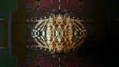 20160120_131803 K2 (C&C52) Tags: sculpture lampe objet mtal basrelief phoneshot cuivre kaledoscope artnumrique surimpressions