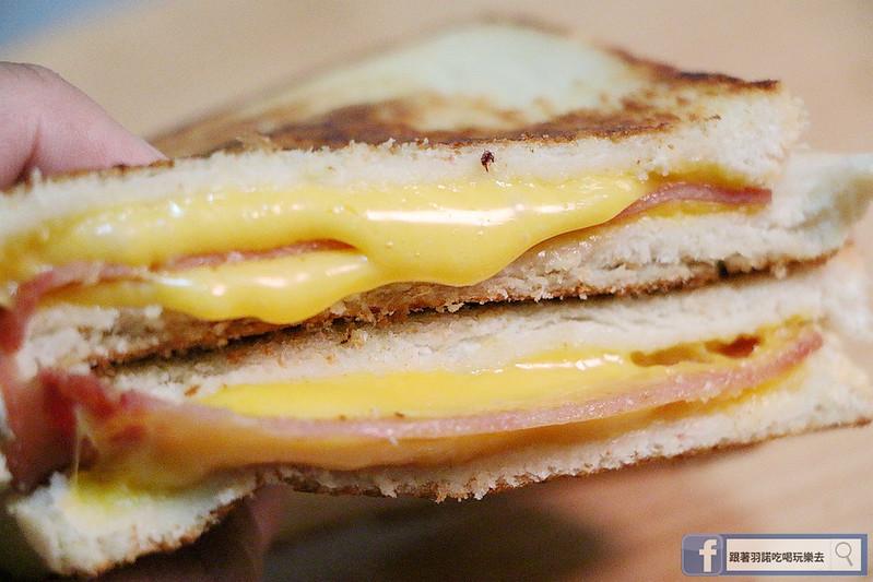 熱樂煎爆漿乳酪三明治148