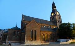 Exterior Catedral Luterana Santa Maria o de la Cpula Riga Letonia 03 (Rafael Gomez - http://micamara.es) Tags: santa de la exterior o maria dom catedral riga doms luterana zu cpula letonia rgas