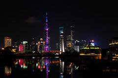 / Pudong New Area, Shanghai, China (Norto) Tags: china skyline shanghai pudong cina orientalpearltower huangpuriver shanghaitower  jinmaotowershanghaiworldfinancialcenter
