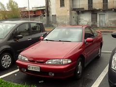 Hyundai Scoupe 1.5 GT 1994 (LorenzoSSC) Tags: 15 1994 gt hyundai scoupe